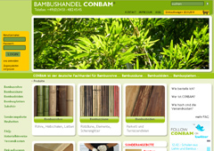 Products Conbam Der Bambus Spezialist